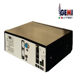 Post for electric fences and enclosures 1.20 Meters by Gemi Elettronica