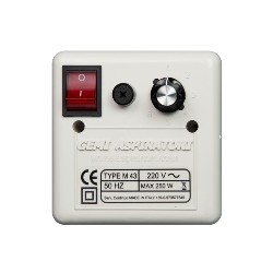 Kit for fence up to 2000 meters E/220 by Gemi Elettronica