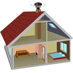 Kit for fence up to 2000 meters B12/2 by Gemi Elettronica