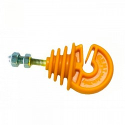 Porcelain Insulator for Electric Fence by Gemi Elettronica