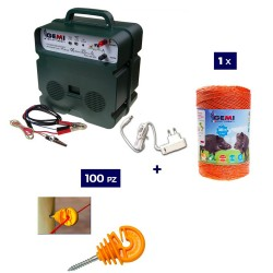 Chimney Fan for Fireplace Professional Model (110V USA Version) by Gemi Elettronica