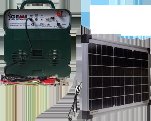 elettrificatore gemi market 12v